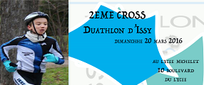 Cross-duathlon d'Issy