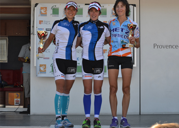 Duathlon d'Embrun : Sandra et Morgane au top