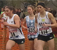 Nos filles brillent aux France de cross