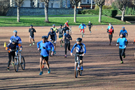 Bike n run du club, by Thomas Bussieras
