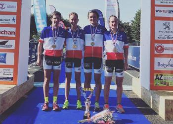 D1 duathlon : un nouveau titre national pour notre dream team féminine